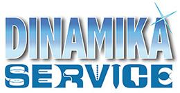 Dinamika Service Logo